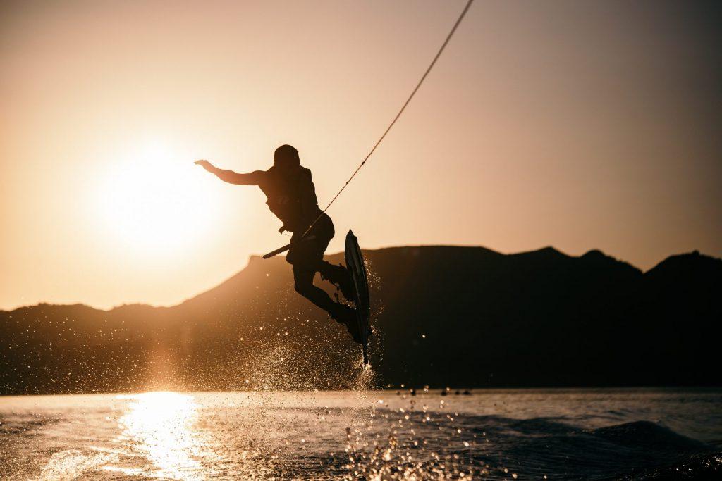Quali sono gli infortuni più frequenti sul wakeboard