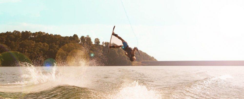 Il wakeboarding è difficile tricks skill salti