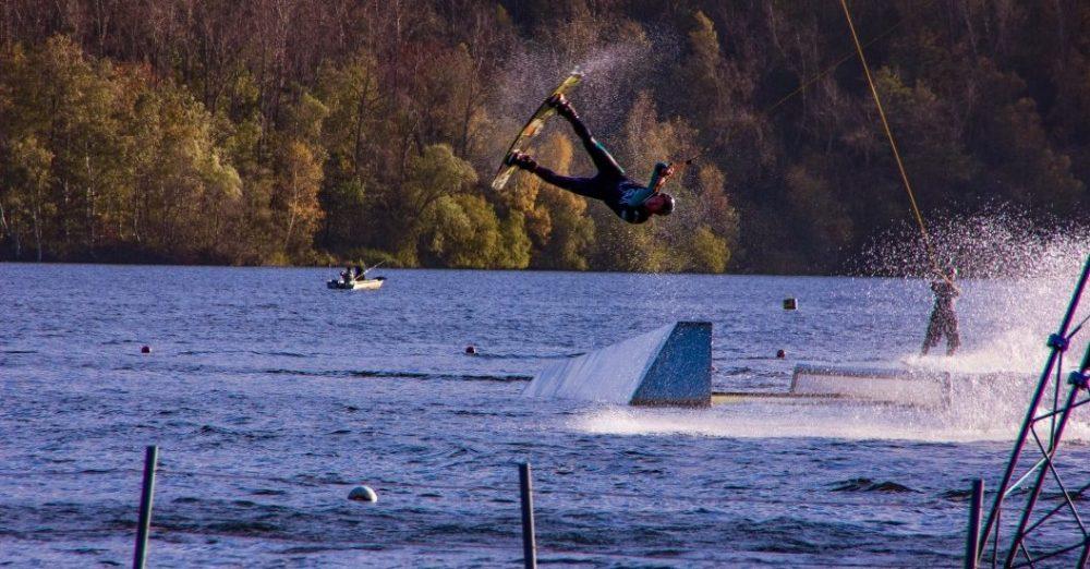 wakeboard per principianti cable park skills professionisti