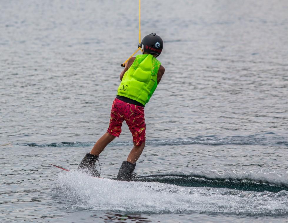 wakeboard giubbotto